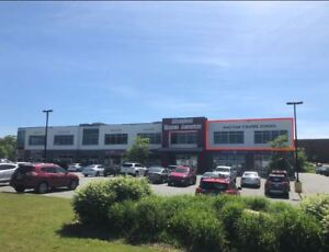 Spacious End Cap Commercial Condo for Lease or Sale