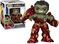 POP VINYL AVENGERS INFINITY WAR - VERY RARE HULK BUSTING OUT OF HULKBUSTER EXCLUSIVE 6 INCH