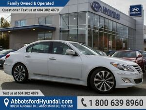 2013 Hyundai Genesis 5.0 R-Spec ACCIDENT FREE, BC OWNED & GRE...