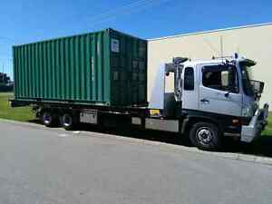 Sea Container, Boat, Machinery Transport, Tilt Tray, Tow Truck Rockingham Rockingham Area Preview