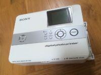 Sony Digital Photo Printer, DPP-FP60/FP60BT,