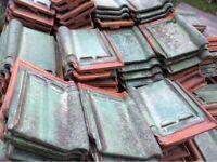 X1500 pottelberg courtrai roof tiles 70p each or bulk discount