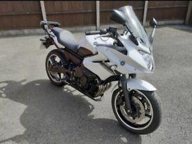 Yamaha XJ600S 2014