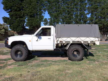 Wanted: Looking to buy a GQ ute cab!