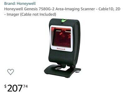 Honeywell Genesis 7580g-2 Area Imaging Scanner