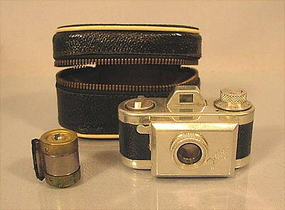 Rare alte miniatur Fotokamera Jolly