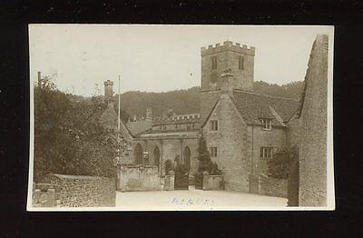 Gloucester Glos BIBURY Church Used 1962 RP PPC