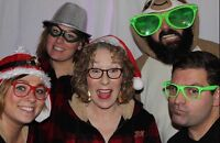 Wedding and party photobooth