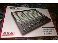 Akai Apc Mini Midi Controller
