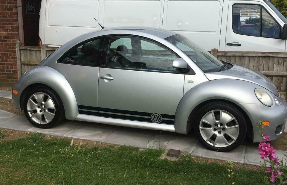 vw beetle 2 3 v5 sport in gorleston norfolk gumtree. Black Bedroom Furniture Sets. Home Design Ideas