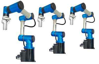 3kg Payload 5 Dof Industrial Robot Arm