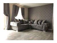 Luxury Verona Sofa Corner Sofa Couch Settee