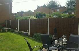 Fence spraying Service