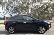Hyundai ix-35 hylander Maryborough Central Goldfields Preview