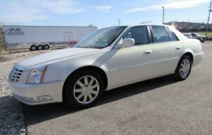 Cadillac DTS 85000km full loaded 56 000$ on receipt