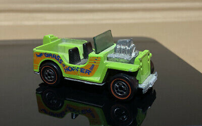 Hot Wheels Redline - 1974 Grass Hopper - Flying Colors