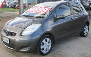 2008 Toyota Yaris YRS - Auto Lonsdale Morphett Vale Area Preview