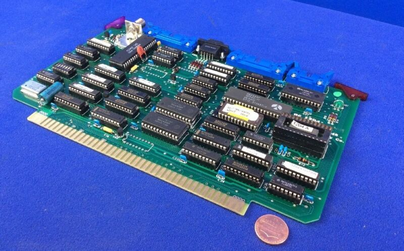 EAGLE MACHINERY PC1204 VIDEO I/O BOARD