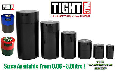 TIGHTVAC ALL SIZES - VACUUM SEAL WATERPROOF SMELLY PROOF TUB