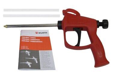 Würth Purlogic Xpress Flex PU Schaumpistole PU Foam Gun Fugendämmung - 08911524