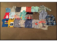 Boys T-shirts 6-9month