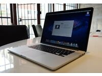 "Mid 2012 Apple Macbook Pro 15"" Retina Display"