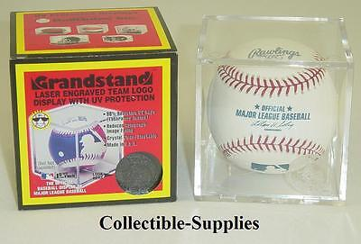 CHICAGO CUBS UV PROTECTED BASEBALL SQUARE CUBE HOLDER Chicago Cubs Baseball Cube