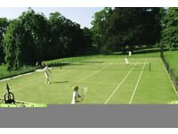 TENNIS PARTNER REQUIRED, MALE OR FEMALE, SOMEWHAT BEGINNER, ROMFORD OR NEARBY AREAS.