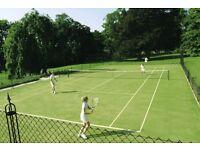 URGENTLY REQUIRED TENNIS PARTNER, MALE OR FEMALE, BEGINNER-LOW INTERMEDIATE, ROMFORD