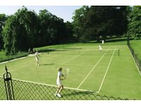 I AM LOOKING FOR A TENNIS PARTNER, MALE OR FEMALE. IN OR AROUND ROMFORD