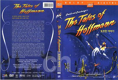 The Tales Of Hoffmann (1951) - Michael Powell, Moira Shearer   DVD NEW