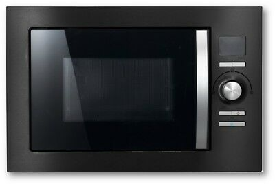 Cookology Built-in Combi Microwave Oven & Grill | Integrated BMOG25LNBH in Black