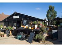 Managing Couple Farm Cafe & Tea Rooms