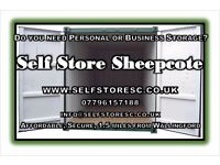 Self Storage - Personal or Business Storage - Secure, New and Available Now