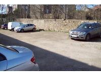 Parking Spaces Central Aberdeen