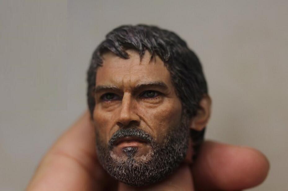 "❶USA❶ 1//6 Holy Monk Beard Head Dou Zhanshen For 12/"" PHICEN Hot Toys Male Figure"