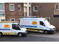 Emergency electrician plumber 24hr burst pipe faulty electrics lighting sockets boilers
