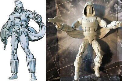 Marvel Legends CUSTOM GHOST - Captain Spider Man Fantastic Doom Skrull BAF Iron