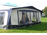 Bradcot Concept caravan awning, size 1000