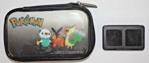 Pokemon Case Pouch Holder for Nintendo DS 8 Game Holder Included