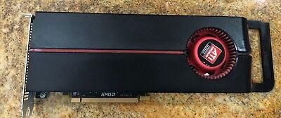 Used, Genuine Apple OEM ATI Radeon HD 5870 Mac Edition Pro 4,1 5,1 AMD 1GB Video Card for sale  Shipping to Canada