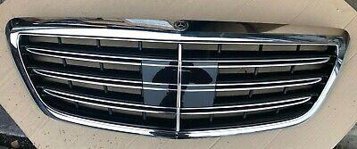 Mercedes S-Klasse W222 Kühlergrill A2228803100 Distronik Grill Modellpflege W222