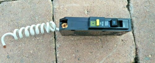 Square D Arc Fault Bolt On Circuit Breaker 20 Amps