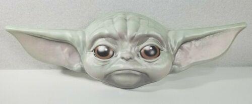 STAR WARS Mandalorian THE CHILD, Baby Yoda, HALLOWEEN FACE MASK