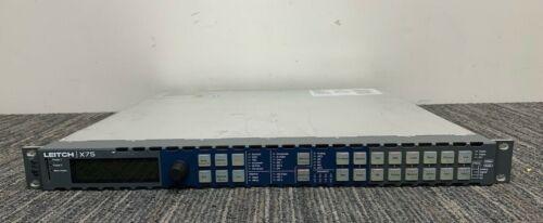 Leitch X75 Audio Video Synchronizer