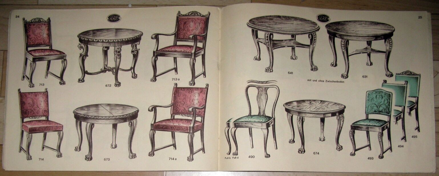 Kataloge KüHn Telefunken Platten Katalog Neuaufnahmen 7.folge 1951 k110