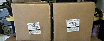 2 Genuine Msa 10046570 Cbrn Papr Cap 1 Millennium Gas Mask Filter Exp 10312018