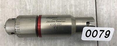 Stryker High Torque Jacobs Chuck 4100-231 0079