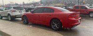 Red 2017 Dodge Rallye Charger for sale