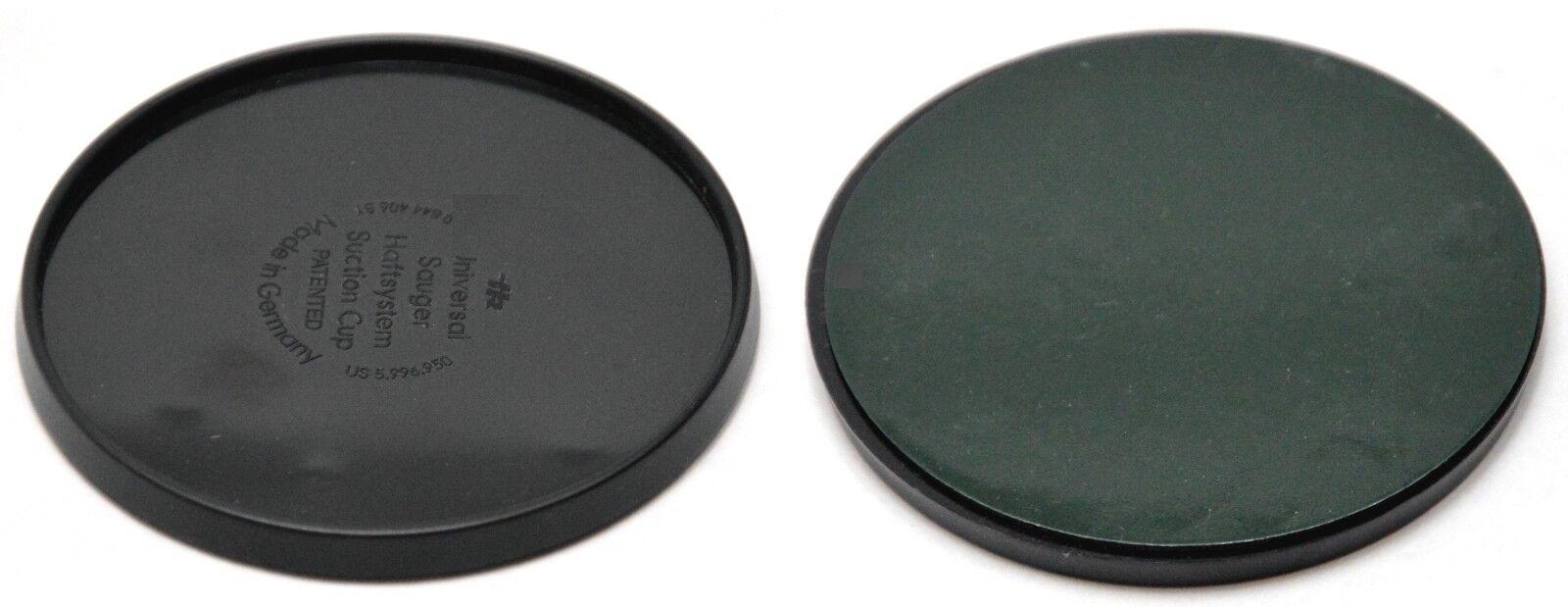 Für TomTom Klebeplatte Armaturenbrett Befestigungsplatte Haftscheibe 80 mm